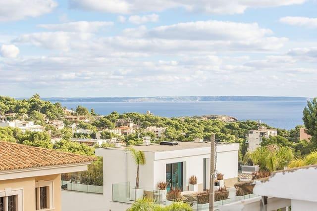 3 sovrum Radhus till salu i Puerto Portals - 649 000 € (Ref: 5755698)