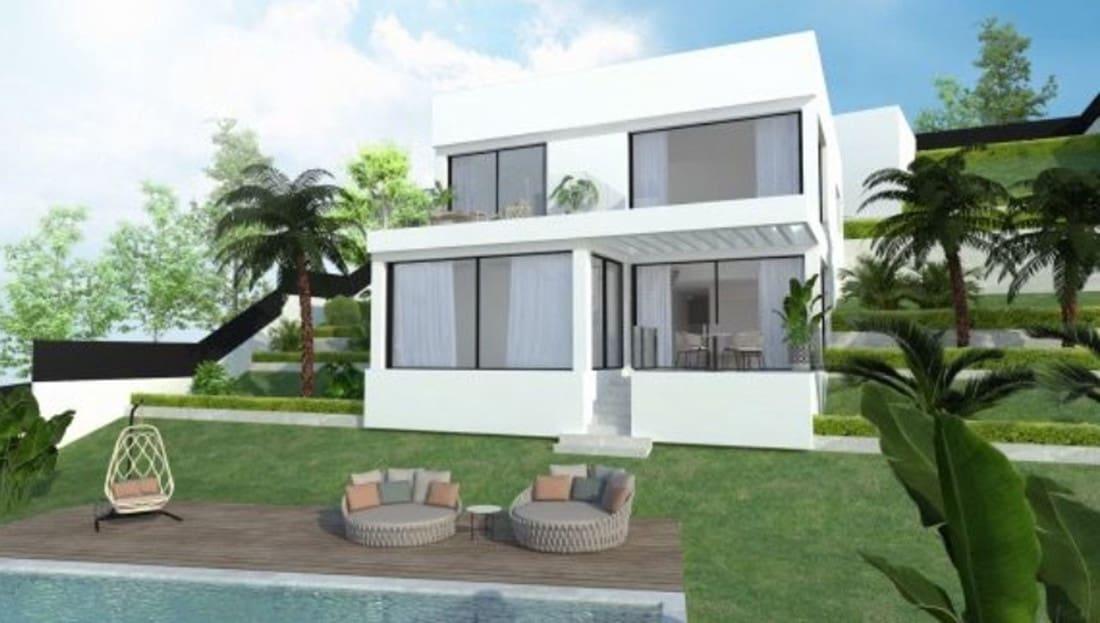 Rakentamaton maa myytävänä paikassa Costa d'en Blanes - 2 250 000 € (Ref: 5792040)