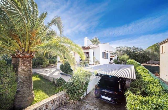 3 makuuhuone Huvila myytävänä paikassa Santanyi - 578 000 € (Ref: 5884823)