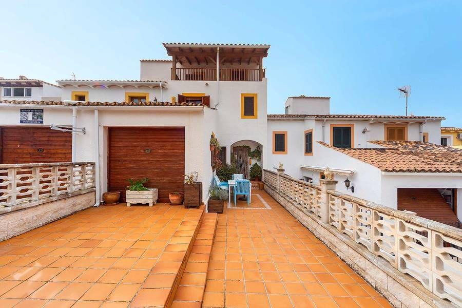 3 sypialnia Dom szeregowy na sprzedaż w Peguera / Paguera - 425 000 € (Ref: 5890192)