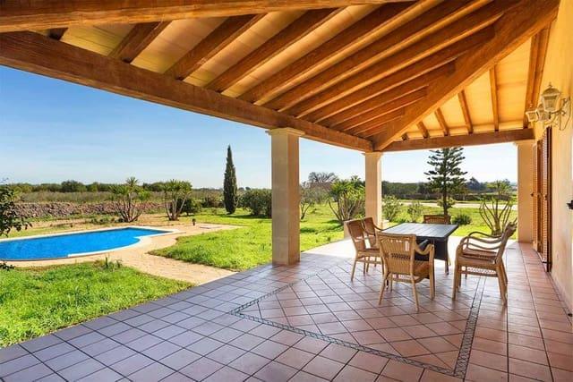 4 sypialnia Finka/Dom wiejski do wynajęcia w Sencelles - 2 950 € (Ref: 5925623)