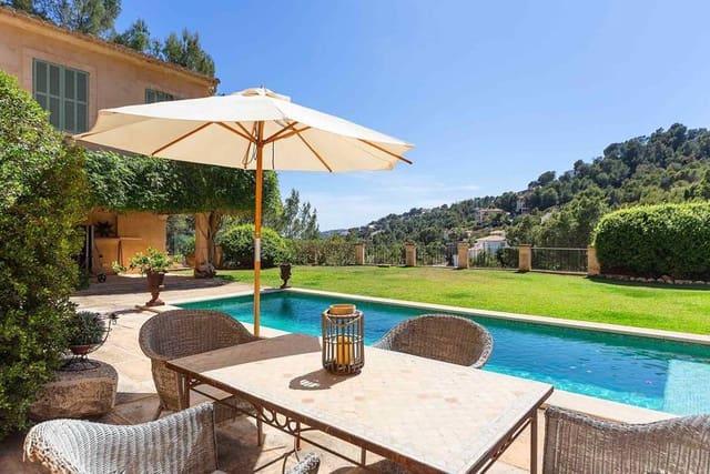 5 quarto Quinta/Casa Rural para arrendar em Puerto de Andratx - 12 000 € (Ref: 6090168)