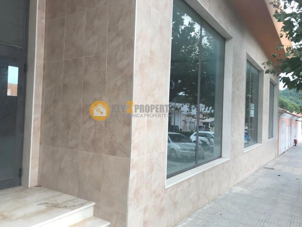 Commercieel te huur in Pedreguer - € 750 (Ref: 4980024)