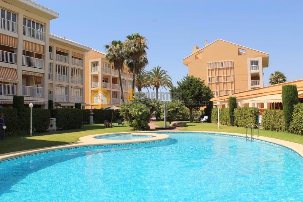 3 camera da letto Appartamento da affittare in Javea / Xabia con piscina garage - 1.100 € (Rif: 4980039)