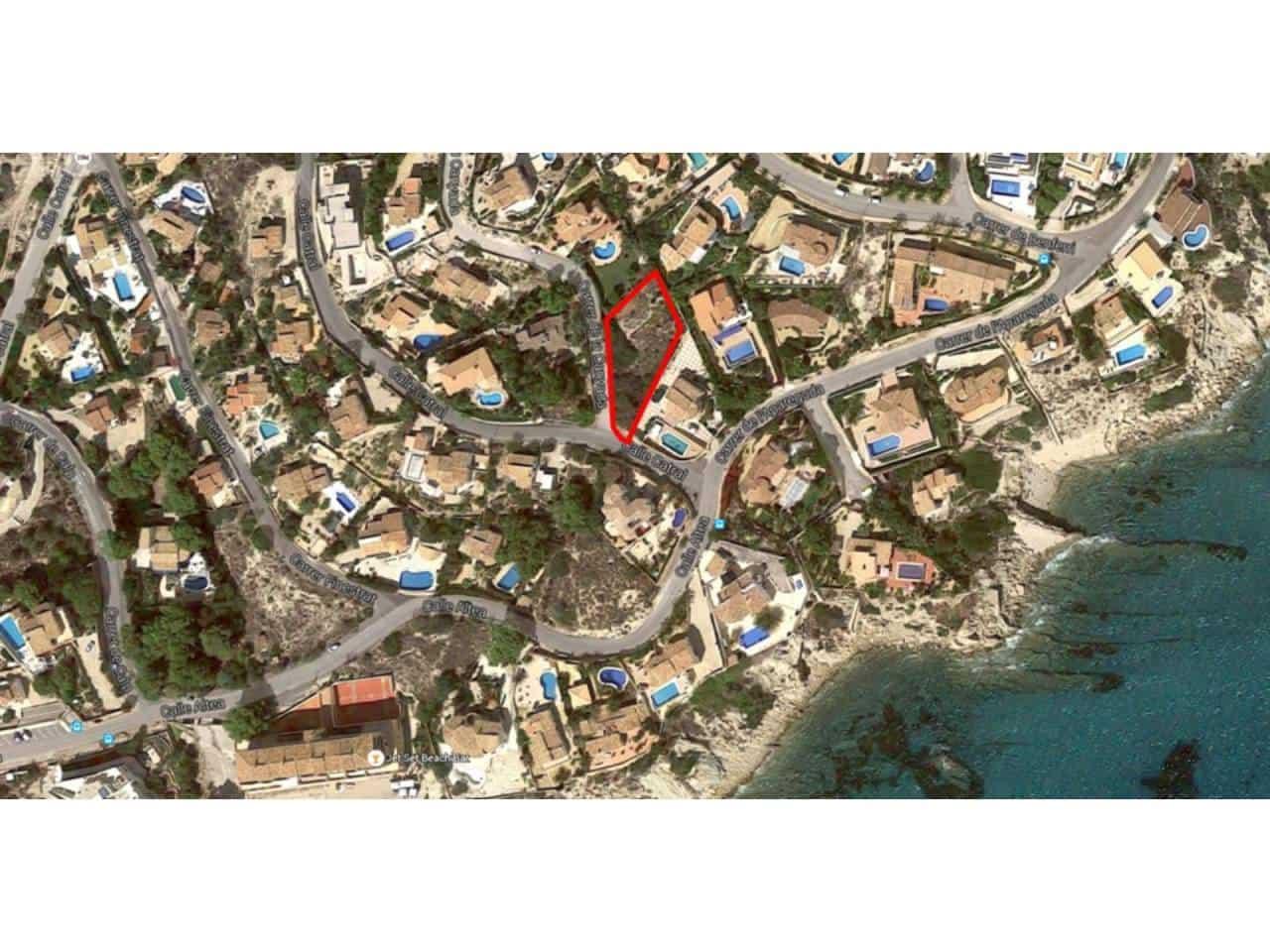 Terrain à Bâtir à vendre à El Campello - 250 000 € (Ref: 5032193)