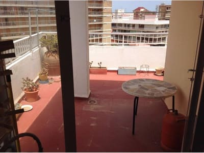 2 bedroom Penthouse for sale in Cabo de las Huertas - € 185,000 (Ref: 5040232)