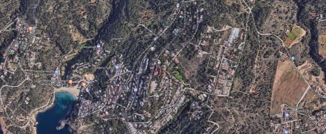 Terrain à Bâtir à vendre à Cala Vadella - 630 000 € (Ref: 5992834)