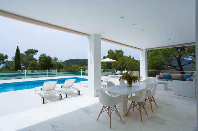 5 soveværelse Villa til leje i Ibiza by med swimmingpool garage - € 35.000 (Ref: 5992840)