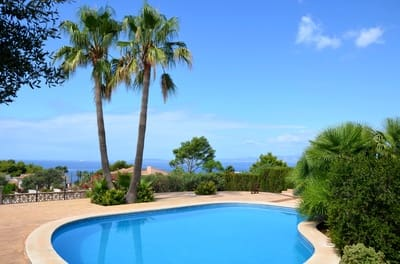 4 Zimmer Villa zu verkaufen in Badia Blava mit Pool - 1.050.000 € (Ref: 4865232)