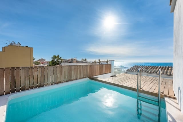 5 chambre Villa/Maison Mitoyenne à vendre à Portixol avec piscine - 3 500 000 € (Ref: 4973813)