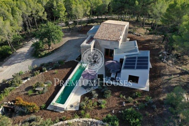 3 soverom Finca/Herregård til leie i Sant Pere de Ribes med svømmebasseng - € 6 500 (Ref: 5337112)