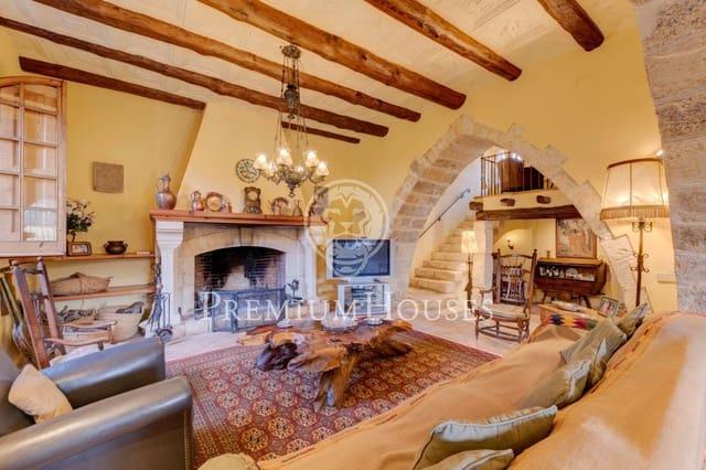 5 sypialnia Willa na sprzedaż w Les Gunyoles z basenem garażem - 1 400 000 € (Ref: 6197816)