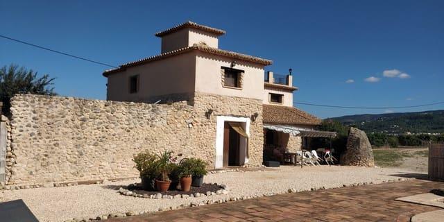 3 sypialnia Finka/Dom wiejski na sprzedaż w Orba z basenem - 450 000 € (Ref: 6285452)