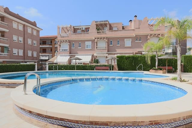 3 bedroom Townhouse for holiday rental in Santa Pola with pool - € 421 (Ref: 6067087)