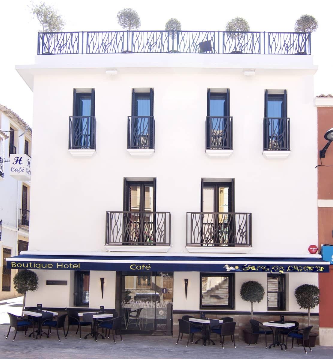 Hotel de 7 habitaciones en Alicante / Alacant ciudad en venta - 999.000 € (Ref: 4891547)