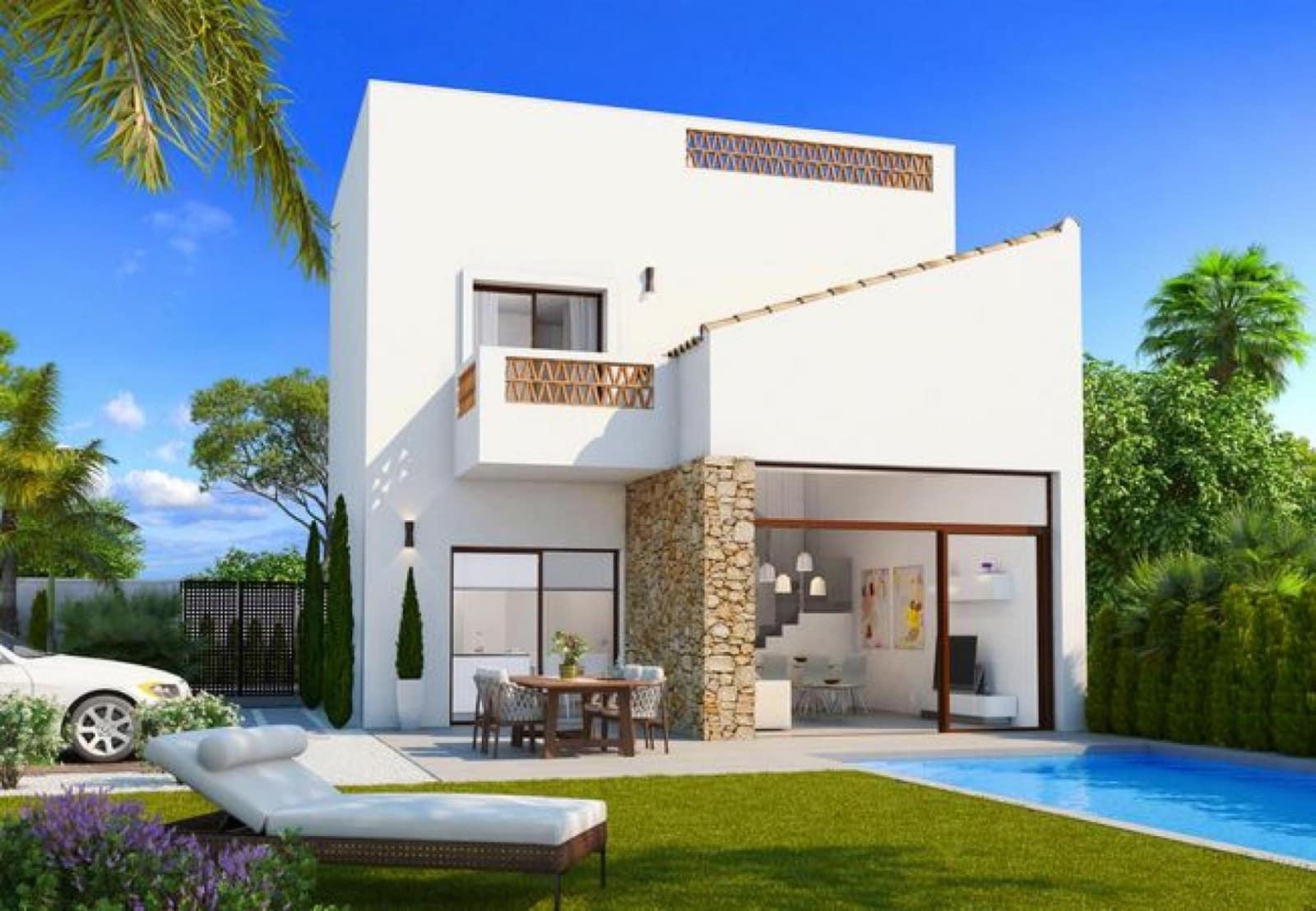 Chalet de 3 habitaciones en Benijófar en venta con piscina - 229.000 € (Ref: 4886218)