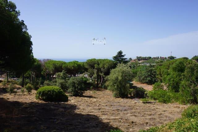 Terre non Aménagée à vendre à Sant Andreu de Llavaneres - 950 000 € (Ref: 4975140)