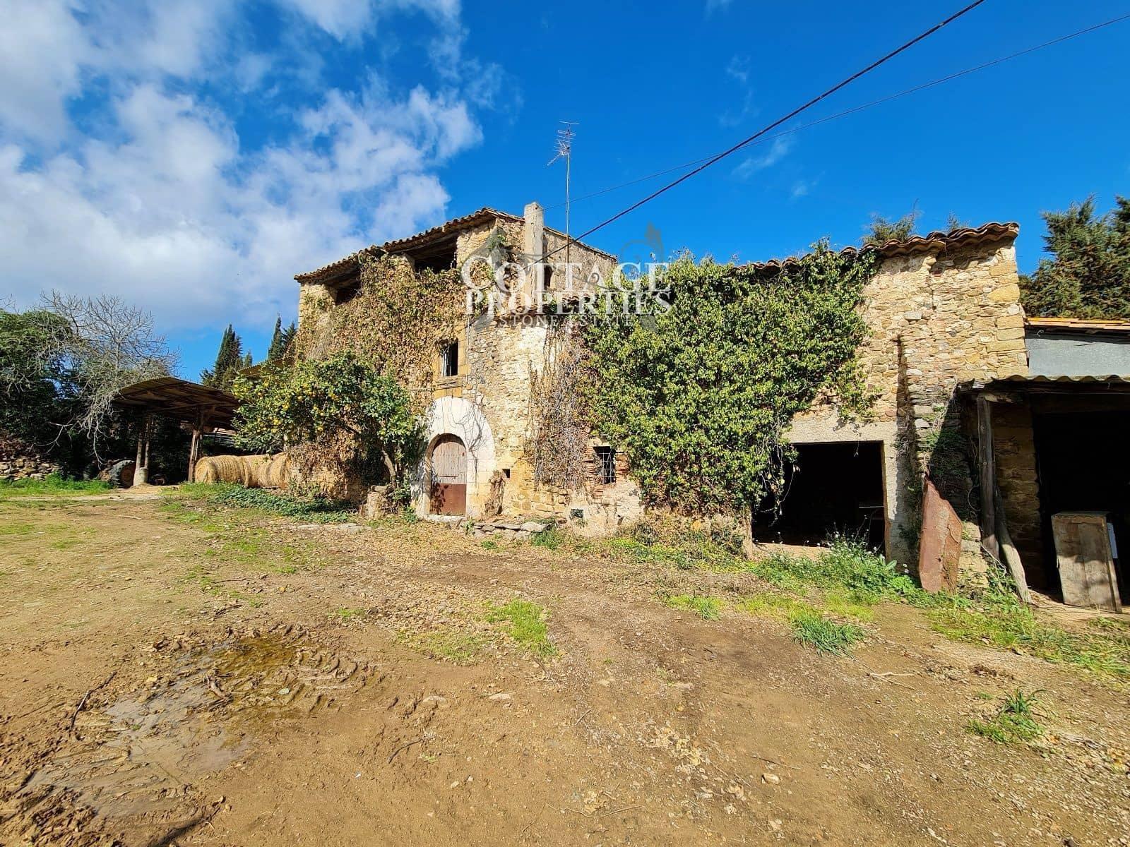 5 sypialnia Finka/Dom wiejski na sprzedaż w Monells - 650 000 € (Ref: 4977178)