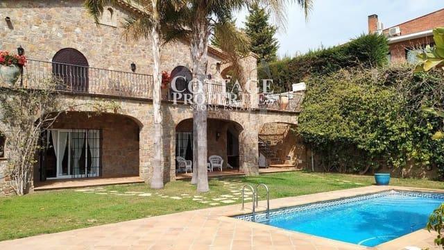 Finca/Casa Rural de 6 habitaciones en Mataró en venta con piscina garaje - 950.000 € (Ref: 4977188)