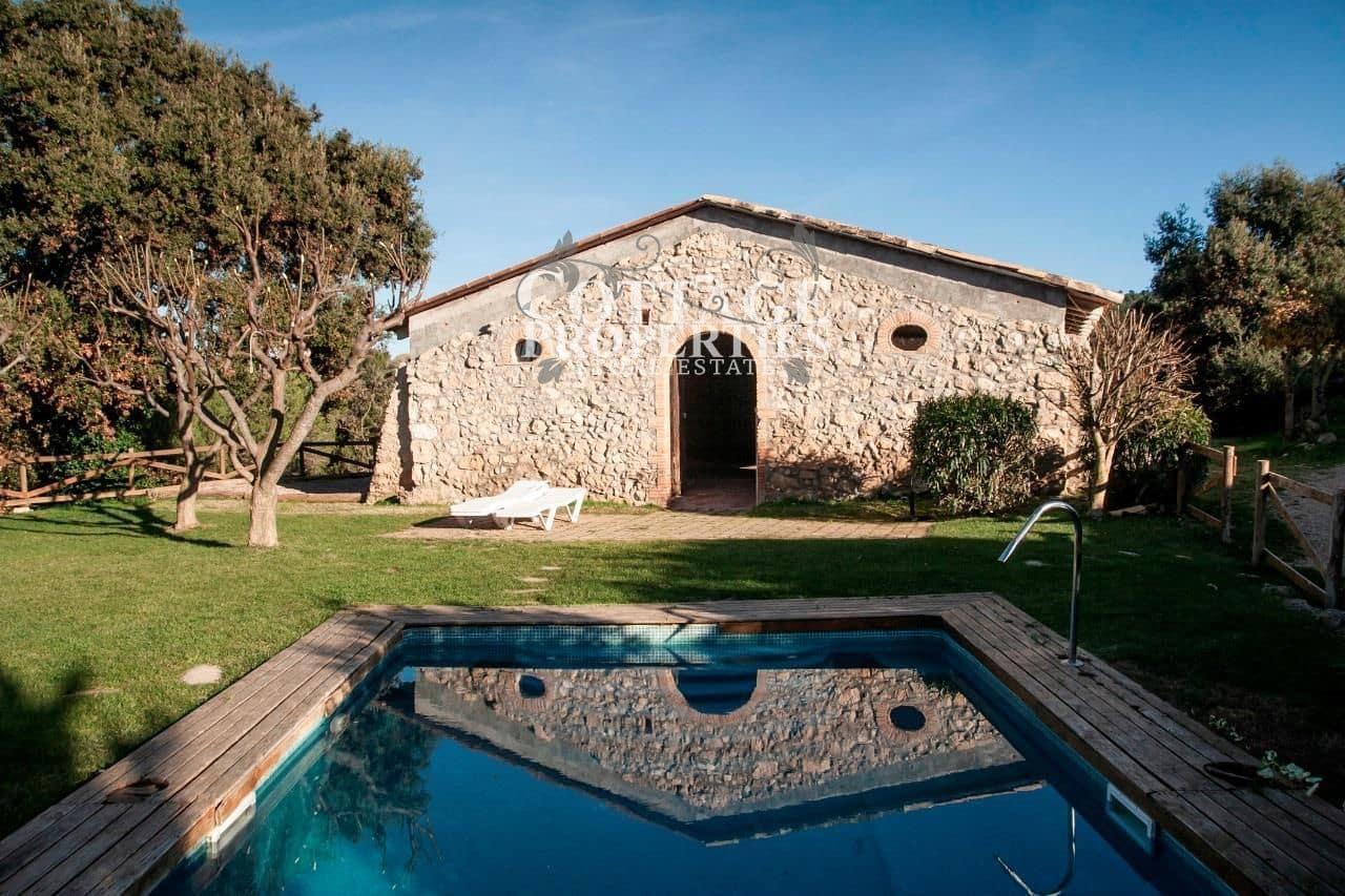 10 quarto Quinta/Casa Rural para venda em Subirats com piscina - 2 500 000 € (Ref: 4977196)