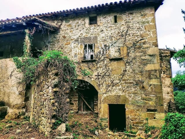 10 chambre Finca/Maison de Campagne à vendre à Sant Marti de Llemena - 450 000 € (Ref: 4977200)