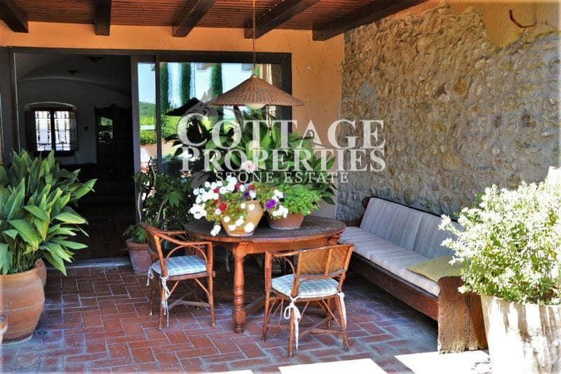Casa de 13 habitaciones en Monells en venta - 1.650.000 € (Ref: 5056339)