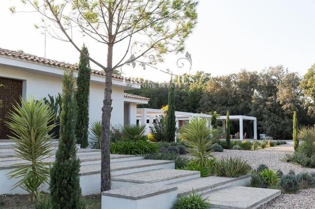 4 sovrum Hus till salu i Foixa med pool garage - 1 500 000 € (Ref: 5084153)
