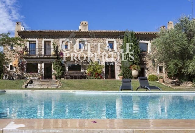 7 Zimmer Haus zu verkaufen in Llofriu mit Pool Garage - 4.700.000 € (Ref: 5091701)