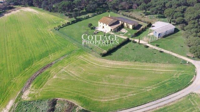 6 camera da letto Finca/Casa di Campagna in vendita in Llagostera con garage - 695.000 € (Rif: 5451815)
