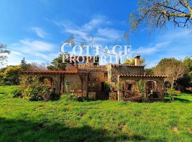 8 sypialnia Finka/Dom wiejski na sprzedaż w Madremanya z basenem garażem - 1 650 000 € (Ref: 5579540)