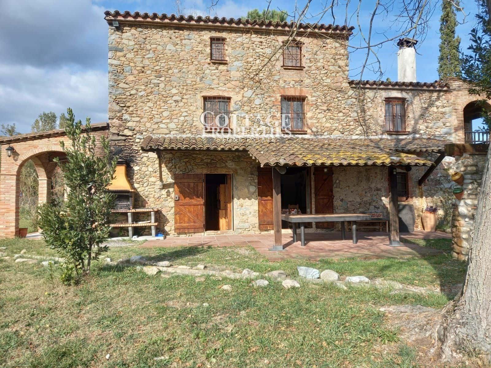 7 sovrum Finca/Hus på landet till salu i La Cellera de Ter - 850 000 € (Ref: 5778415)