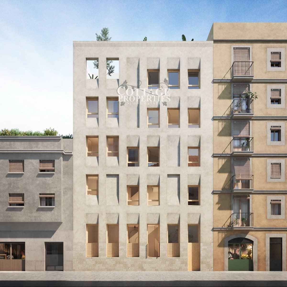 Terre non Aménagée à vendre à Barcelone ville - 990 000 € (Ref: 5864743)