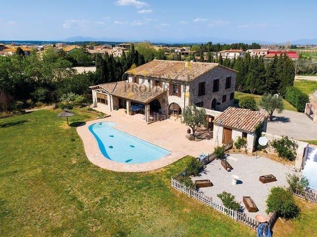 7 quarto Quinta/Casa Rural para venda em Torroella de Fluvia com piscina - 945 000 € (Ref: 6058208)