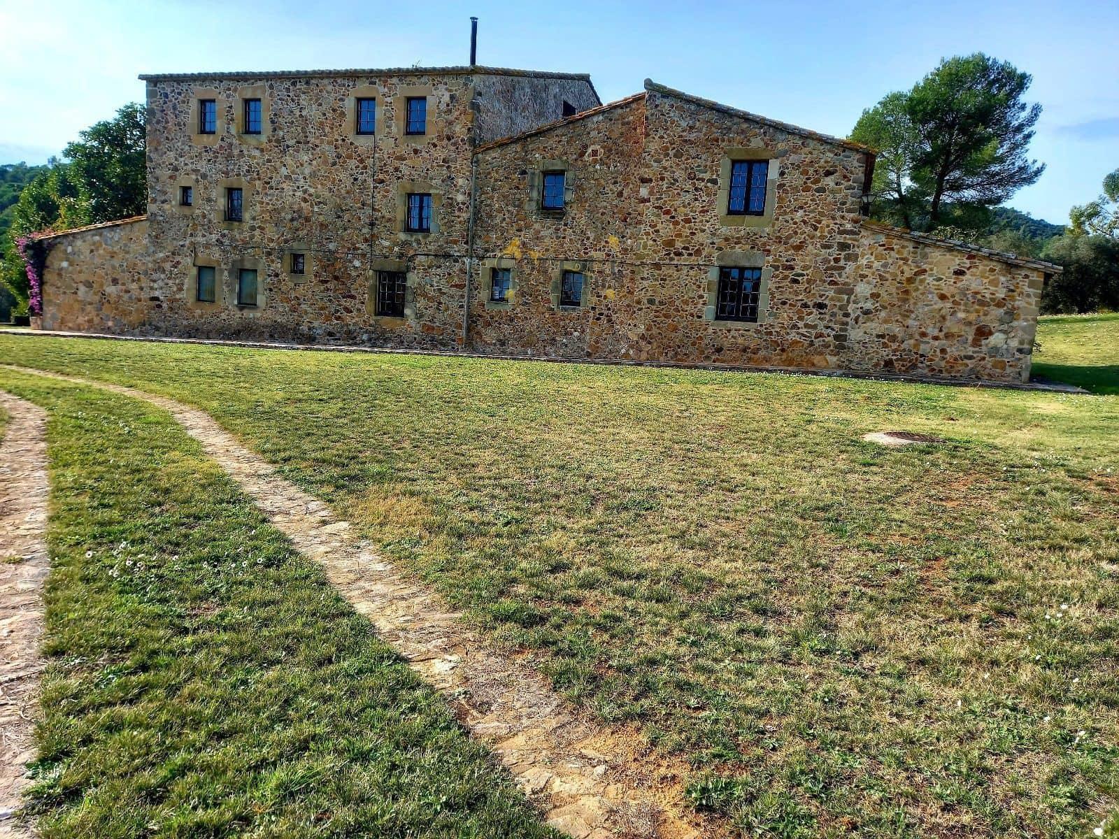 7 sypialnia Finka/Dom wiejski na sprzedaż w Monells z basenem - 3 200 000 € (Ref: 6075782)