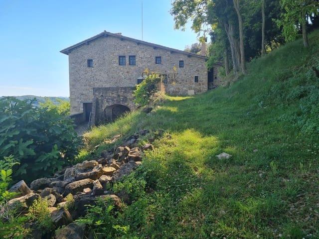 8 sypialnia Finka/Dom wiejski na sprzedaż w Sant Joan les Fonts z garażem - 395 000 € (Ref: 6159702)