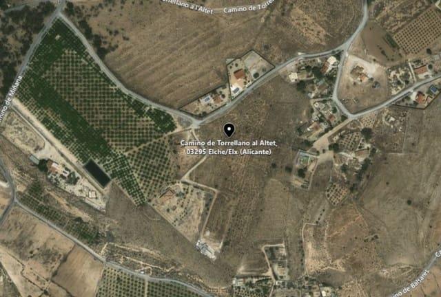 Byggetomt til salgs i El Altet - € 200 000 (Ref: 4992368)