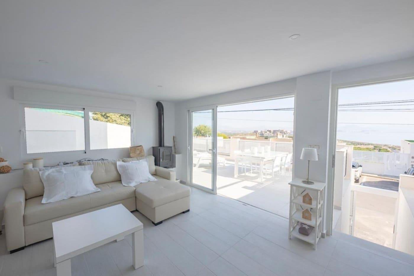 2 sypialnia Bungalow na kwatery wakacyjne w Gran Alacant z basenem - 1 750 € (Ref: 5015726)