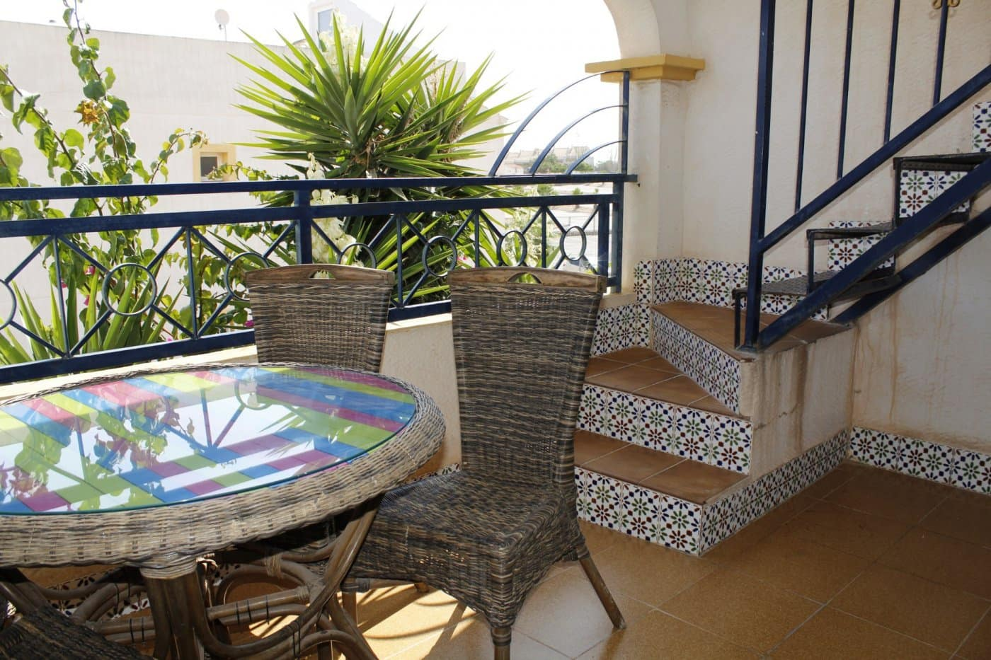 2 bedroom Bungalow for rent in Gran Alacant with pool - € 500 (Ref: 5101901)