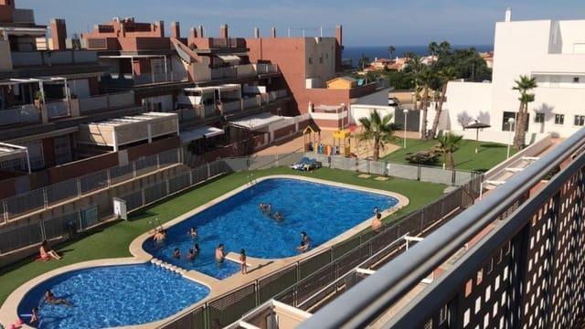 2 sypialnia Apartament na kwatery wakacyjne w Gran Alacant z basenem - 450 € (Ref: 5433086)