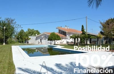 5 bedroom Finca/Country House for sale in Zaragoza city with pool - € 329,999 (Ref: 5378640)