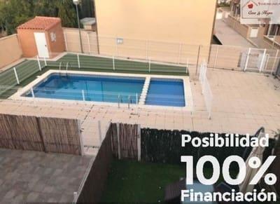 3 Zimmer Villa zu verkaufen in Maria de Huerva mit Pool - 164.999 € (Ref: 5403241)