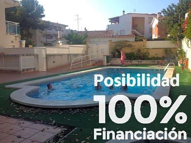 2 sovrum Lägenhet till salu i Coma-Ruga med pool garage - 159 999 € (Ref: 5545743)