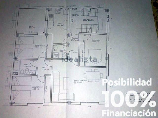 3 sovrum Lägenhet till salu i El Burgo de Ebro - 128 700 € (Ref: 5656531)