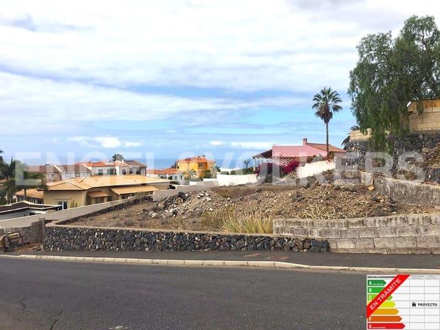 Byggetomt til salgs i Adeje - € 390 000 (Ref: 5785464)