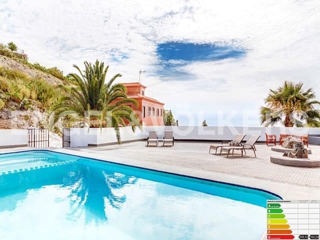 8 sovrum Finca/Hus på landet till salu i Los Blanquitos med pool garage - 795 000 € (Ref: 5785503)