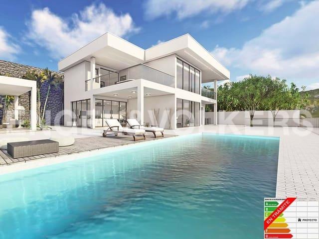 Building Plot for sale in Costa Adeje - € 336,000 (Ref: 6259450)