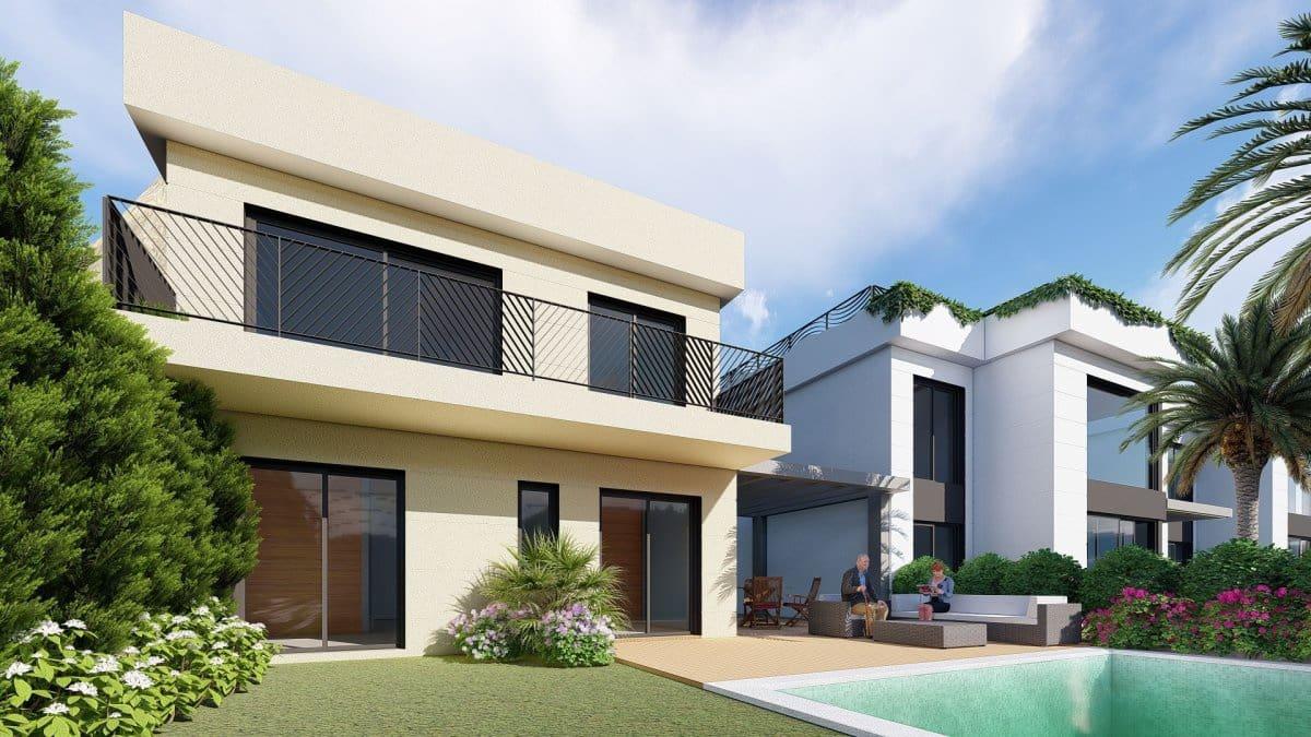 Chalet de 3 habitaciones en Polop en venta con piscina - 307.000 € (Ref: 4926848)