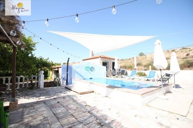 3 chambre Finca/Maison de Campagne à vendre à Moralet avec piscine garage - 160 000 € (Ref: 5383920)