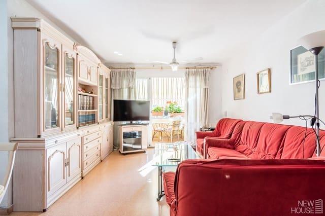 4 sypialnia Apartament na sprzedaż w Cabo de las Huertas z basenem garażem - 223 000 € (Ref: 6128286)