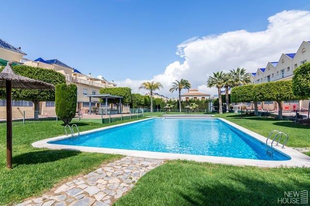 5 sovrum Hus att hyra i Cabo de las Huertas med pool garage - 1 500 € (Ref: 6314287)